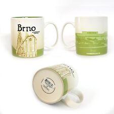 ▓ Starbucks City Mug BRNO / Czech Republic Tasse Cup 16oz * NEW NEU mit SKU ▓