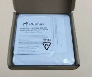 Ruckus 7300 Series Wireless Access Point 901-7372-US00 New Sealed