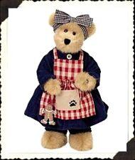 "Boyds Bears ""Grannie Annie Wishkabibble"" #90504- 12"" Bear- New- 2001"