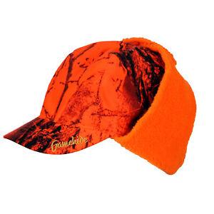 Gamehide Insulated and Waterproof Blaze Orange Hunting Hat