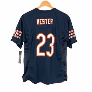 TEAM NFL Apparel Devin Hester #23 Chicago Bears Youth Jersey Sz Large 14-16 Blue