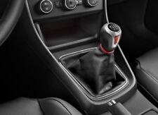 Pommeau de levier de vitesses Sport 6 v Rouge tornado SEAT LEON 5F CUPRA R