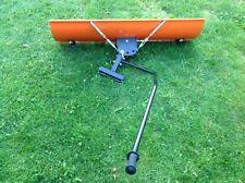 Schneeschild Räumschild Rasentraktor Quad ATV 100 x40