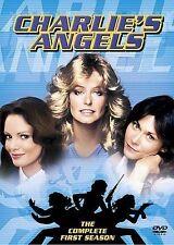 Charlies Angels - The Complete First Season (DVD, 5-Disc Set) Farrah Fawcett