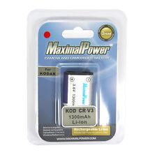 Battery for Kodak CR-V3 EasyShare C310 C530 C875 Olympus LB-01 LB01 C3000 C3040