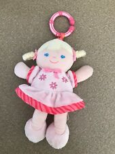 Carter's Car Seat/Stroller Pull Down Toy Doll