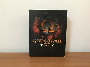 God Of War Trilogy Collector's Limited PlayStation Ps3 Jap ESCLUSIVA GIAPPONESE