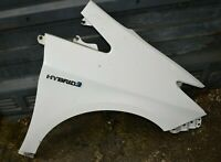 Toyota Prius Wing Right Side Prius PS3 Driver O/S Wing 2010 WHITE