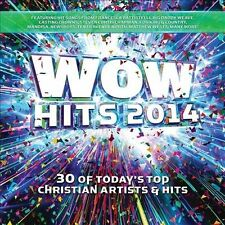 WOW Hits 2014 by Various Artists (CD, Sep-2013, 2 Discs, Integrity Music)