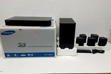 Samsung Blu-Ray 3D / DVD Home Entertainment System HT-J4500/Z READ