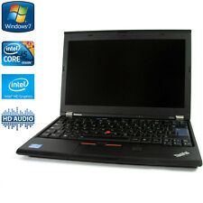 Lenovo ThinkPad X220 i5-2520M 2.50GHz 4GB 128GB SSD 1368x768 Webcam BT Win 7Pro