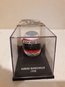 Minichamps 1:8 Rubens Barrichello Helmet F1 1998 Stewart 381980018