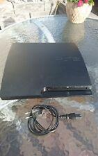 Playstation 3 Slim Konsole mit 160 GB Festplatte Modell CECH-3004A