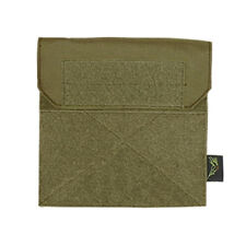 Flyye Us Army Admin Storage Molle Pouch Airsoft Webbing Cordura Coyote Brown Tan
