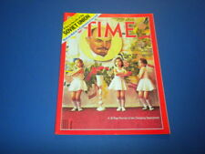 TIME MAGAZINE October 26,1987 A DAY IN THE LIFE SOVIET UNION high grade NO LABEL