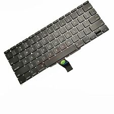 "Us Teclado para Apple Macbook Air 11,6"" A1370 Mc505 Mc506 Qwerty Teclado"