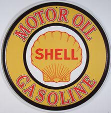 Shell Sammler-Werbeschilder