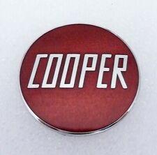 CLASSIC MINI GREEN BONNET//BOOT WING BADGE AUSTIN MORRIS COOPER ROVER 3P6