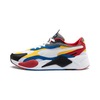 Puma RS-X 3 Puzzle Sneakers Uomo 371570 04 Puma White Spectra Yellow Puma Black