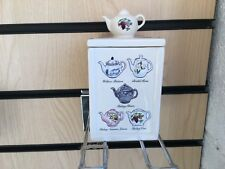 Ringtons Tea Caddy Heritage Collection Wade Ceramics ideal gift new