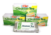 3 Boxes of Cleanser Tea-Unsweetened-Weight Loss Aid-100% Natural-18 Teabags