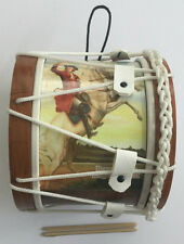 7 Lambeg Drum/Miniature/Northern Ireland/King William III/Ulster Scot/Ulster/New