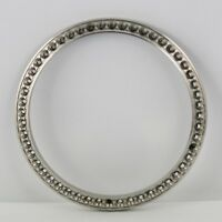 Stainless Steel Diamond Mounting Bezel for Rolex 36mm watch
