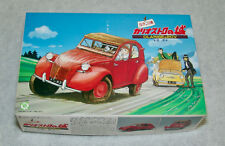 RARE Clarise & 2CV From Lupin lll The Castle of Cogliostro USA SELLER