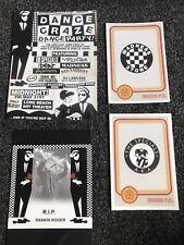 Quality Ska Retro Pin Badge Set Of 6 Specials Selector Beat Madness etc.