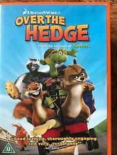 OVER THE HEDGE ~ 2006 DreamWorks Animated Family Film UK DVD