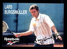 Lars Burgsmüller Autogrammkarte Original Signiert Tennis + A 127177
