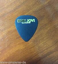 Richie Sambora Jon Bon Jovi Plektrum Lost Highway Tour Promoauftritt Wetten Dass