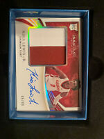 2020-21 Immaculate Collegiate KIRA LEWIS JR. Rookie Auto Patch RPA 05/49 Alabama