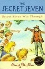 THE SECRET SEVEN 7 - SECRET SEVEN WIN THROUGH  by ENID BLYTON  NEW