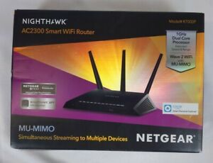 Netgear AC2300 Nighthawk R7000P Smart WiFi Router