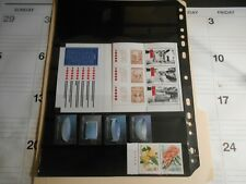 Peoples Rep of China Sets, Ss Mnh with Waterfalls, Good Ny, Flowers, Wto and mo