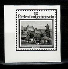 Photo Essay, Liechtenstein Sc760 Painting, Landscape, Anton Ender (b. 1898).