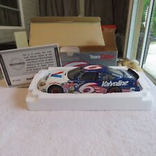TEAM CALIBER,MARK MARTIN,#6,1:24 SCALE STOCK CAR,2000 FORD TAURUS,CUMMINS,VALVOL