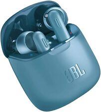 JBL TUNE 220 TWS Bluetooth In-Ear Kopfhörer Blau NEU