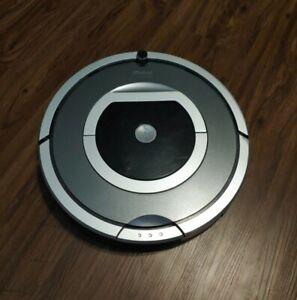 iRobot Roomba 780 Vacuum Robot Floor Sweeper - PLEASE READ DESCRIPTION!!