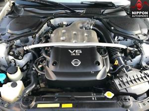 NISSAN FAIRLADY 350Z 3.5L VQ35DE ENGINE 2002-2005