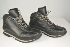 Timberland ACT 85650 Women's Black Lace Up Ankle Boots Hiking Size 8.5 M