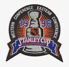 1996 STANLEY CUP CHAMPIONSHIP PATCH COLORADO AVALANCHE