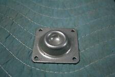 """Custom Case Hardware - Female Stacking Foot - Zinc - 4 hole - 2-1/2"""" x 2-1/2"""""""