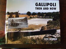 Then and Now Photographs Gallipoli Campaign includes ANZAC Landings