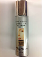 Sally Hansen Fast and Flawless Airbrush Foundation Natural Beige Spice NEW.