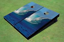 Teahupoo Custom Cornhole Board