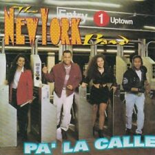 New York Band #1 uptown pa' la calle (1993/94)  [CD]