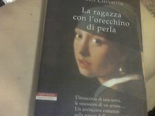 LA RAGAZZA CON L'ORECCHINO DI PERLA DI TRACY CHEVALIER