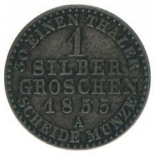 Preussen 1 Silbergroschen 1855 A A43475